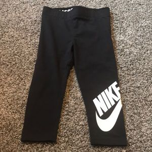 Worn once Nike leggings
